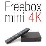L'Actualité de la Freebox Mini 4K